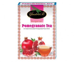 Разтворима гранулирана напитка с аромат на нар