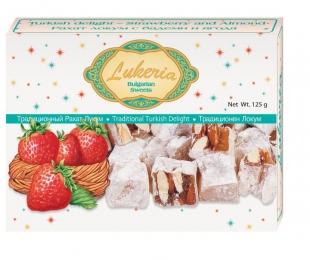 Локум асорти с ягода и бадем