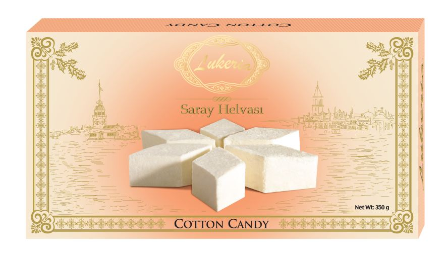 "Traditional Turkish delight ""Saray Halva"""
