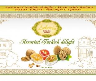 Turkish delight - Vizier with Walnut