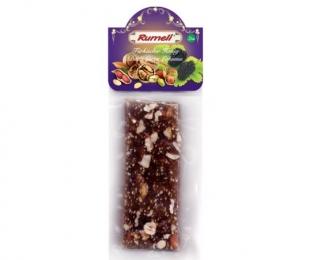 """Traditional Turkish Sweet """"Dzhezeriye"""" with Mulberry"""