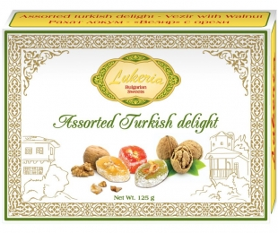 Turkish Delight - Vizier with Walnut