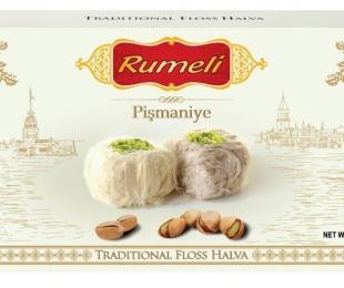 Traditional Floss Halva
